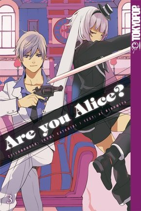 Are you Alice? - Bd.3