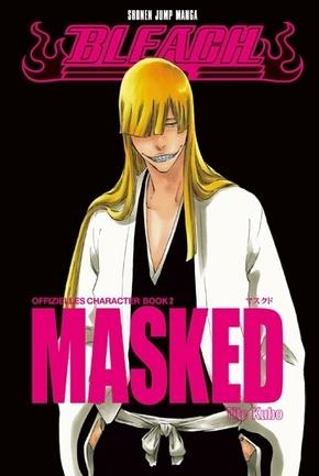 Bleach Offzielles Character Book - Bd.2