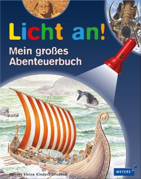 Licht an!; Mein großes Abenteuerbuch