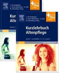 Kurzlehrbuch Altenpflege, 2 Bde.