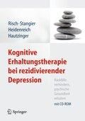 Kognitive Erhaltungstherapie bei rezidivierender Depression, m. CD-ROM