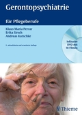 Gerontopsychiatrie für Pflegeberufe, m. DVD