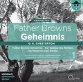 Father Browns Geheimnis, 8 Audio-CDs - Tl.1-4