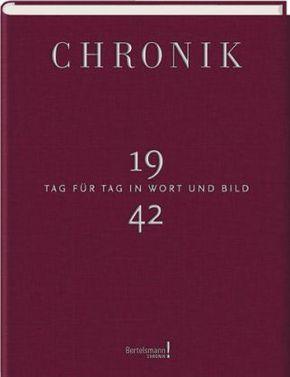 Chronik 1942. Jubiläumbände