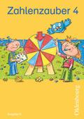 Zahlenzauber, Ausgabe H: 4. Schuljahr, Schülerbuch