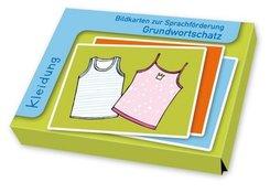 Kleidung (Bildkarten)