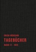 Tagebücher: 1922; Bd.11