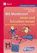 Mit Montessori Lesen und Schreiben lernen, m. CD-ROM