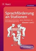 Sprachförderung an Stationen, Klassen 1 und 2