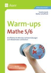 Warm-ups Mathe 5/6