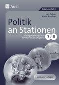 Politik an Stationen 7/8