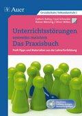 Unterrichtsstörungen souverän meistern - Das Praxisbuch, m. CD-ROM