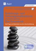 Erziehungs- und Ordnungsmaßnahmen sinnvoll einsetzen - Das Praxisbuch, m. CD-ROM