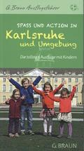 Spaß und Action mit Kindern in Karlsruhe und Umgebung
