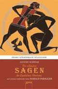 Die schönsten Sagen des klassischen Altertums