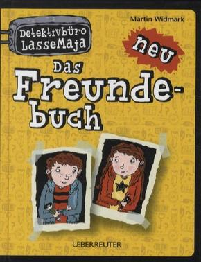 Detektivbüro LasseMaja, Das Freundebuch