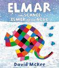 Elmar im Schnee, Deutsch-Italienisch - Elmer nella neve