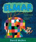 Elmar und der Teddybär, Deutsch-Englisch - Elmer and the Teddy