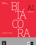 Bitácora: Arbeitsbuch A1, m. Audio-CD
