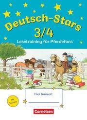 Deutsch-Stars - Allgemeine Ausgabe - 3./4. Schuljahr
