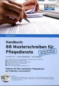Handbuch: 88 Musterschreiben für Pflegedienste, m. CD-ROM