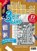 Profi-Nonogramm 3er-Band - Nr.2