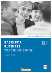 Basis for Business, Fourth Edition: Teaching Guide, m. CD-ROM; Bd.B1