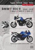 BMW F 800, F 800 ST, F800 R