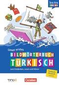 Unser erstes Bildwörterbuch Türkisch zum Entdecken, Lesen und Hören
