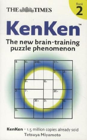 The Times KenKen Book - Vol.2