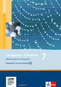 Lambacher-Schweizer, Ausgabe A, Neubearbeitung: 7. Schuljahr, Arbeitsheft plus Lösungsheft m. CD-ROM