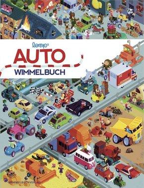 Auto Wimmelbuch