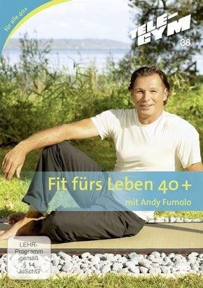 Fit fürs Leben 40 Plus, 1 DVD