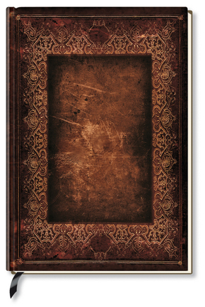 Brown Book Premium, Notizbuch