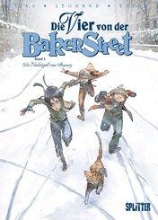 Die Vier von der Bakerstreet - Die Nachtigall von Stepney