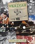 Die Vierziger Jahre, Buch + 1 DVD