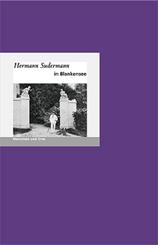 Hermann Sudermann in Blankensee
