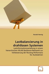 Lastbalancierung in drahtlosen Systemen (eBook, PDF)
