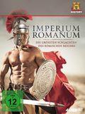 Imperium Romanum - Die größten Schlachten des Römischen Reiches, 4 DVDs