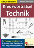 Kreuzworträtsel Technik