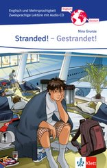 Stranded! - Gestrandet, m. Audio-CD