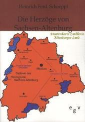 Die Herzoge von Sachsen-Altenburg