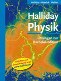 Halliday Physik, Lösungen zur Bachelor Edition