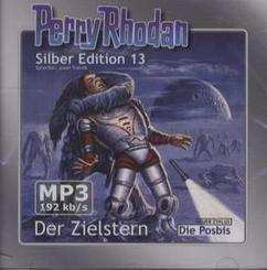 Perry Rhodan, Silber Edition - Der Zielstern, remastered, 2 MP3-CDs