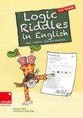 Logic Riddles in English 3rd Grade
