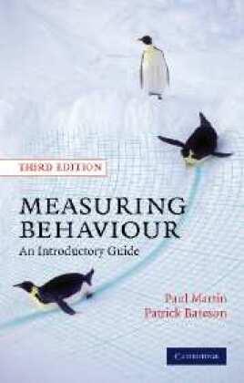 Measuring Behaviour