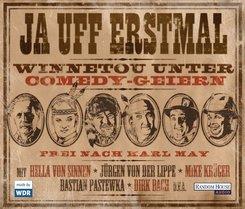 Ja uff erstmal, Winnetou unter Comedy-Geiern, 4 Audio-CDs