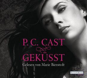 Geküsst, 3 Audio-CDs