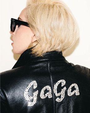 Lady Gaga - Terry Richardson
