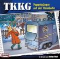 TKKG - Doppelgänger auf der Rennbahn, 1 Audio-CD